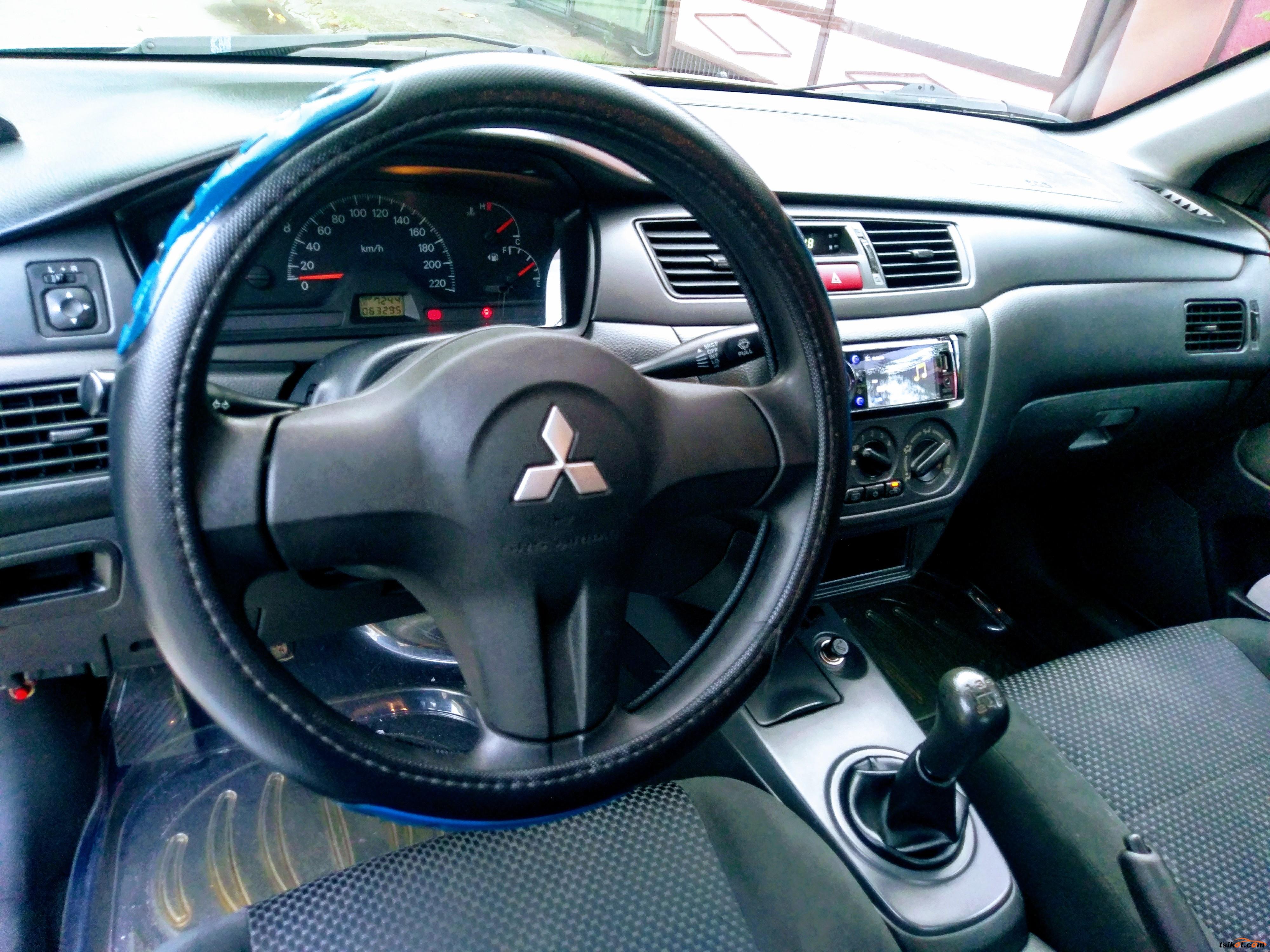 Mitsubishi Lancer 2008 - 6