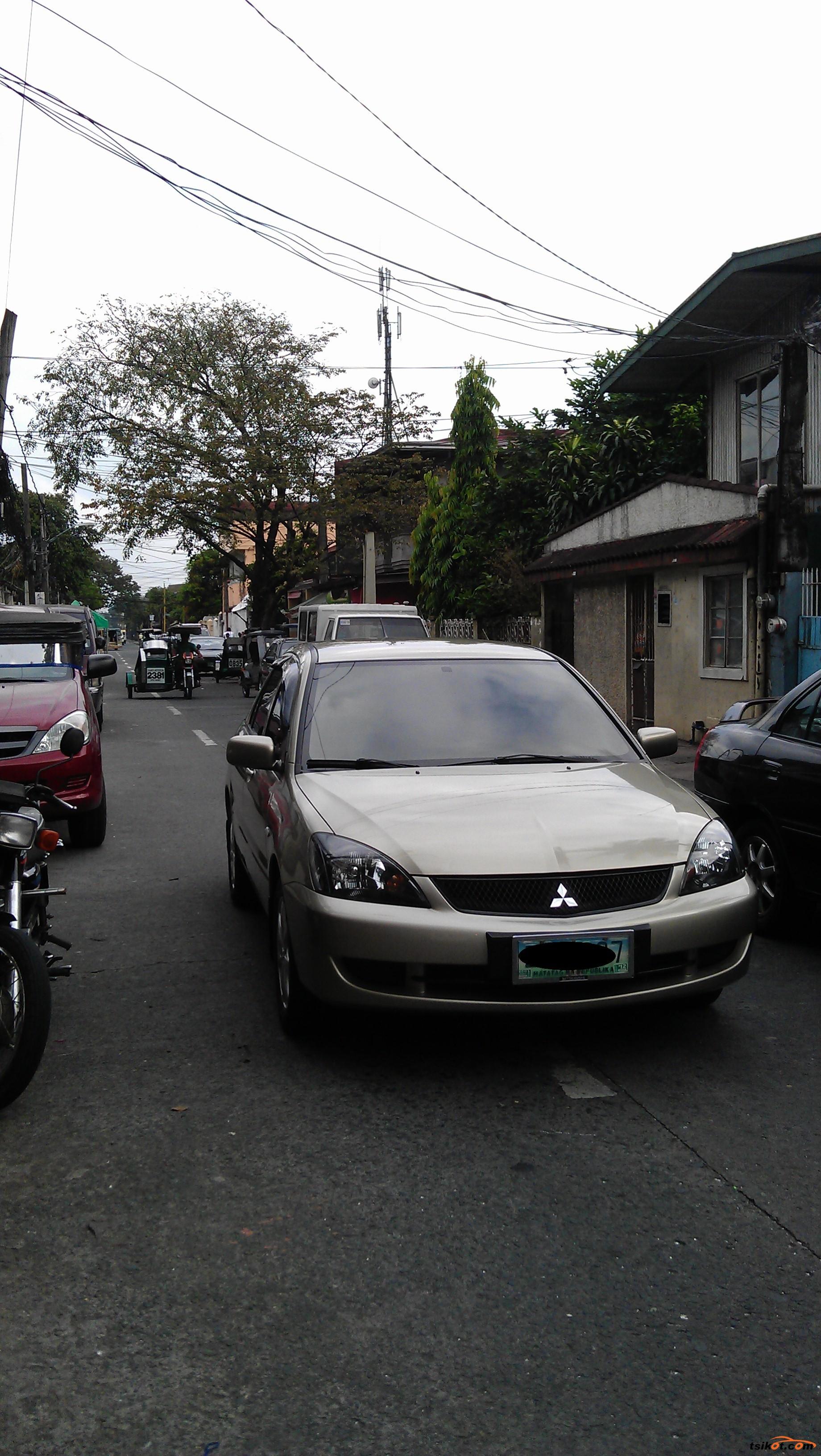 Mitsubishi Lancer 2008 - 8
