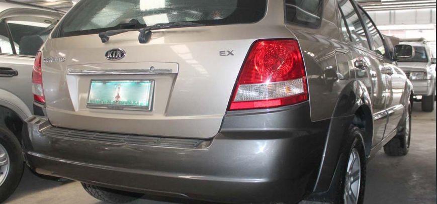 Kia Sorento 2005 - 2