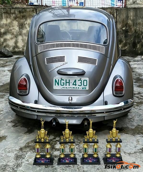 Volkswagen Beetle 1974 - 3