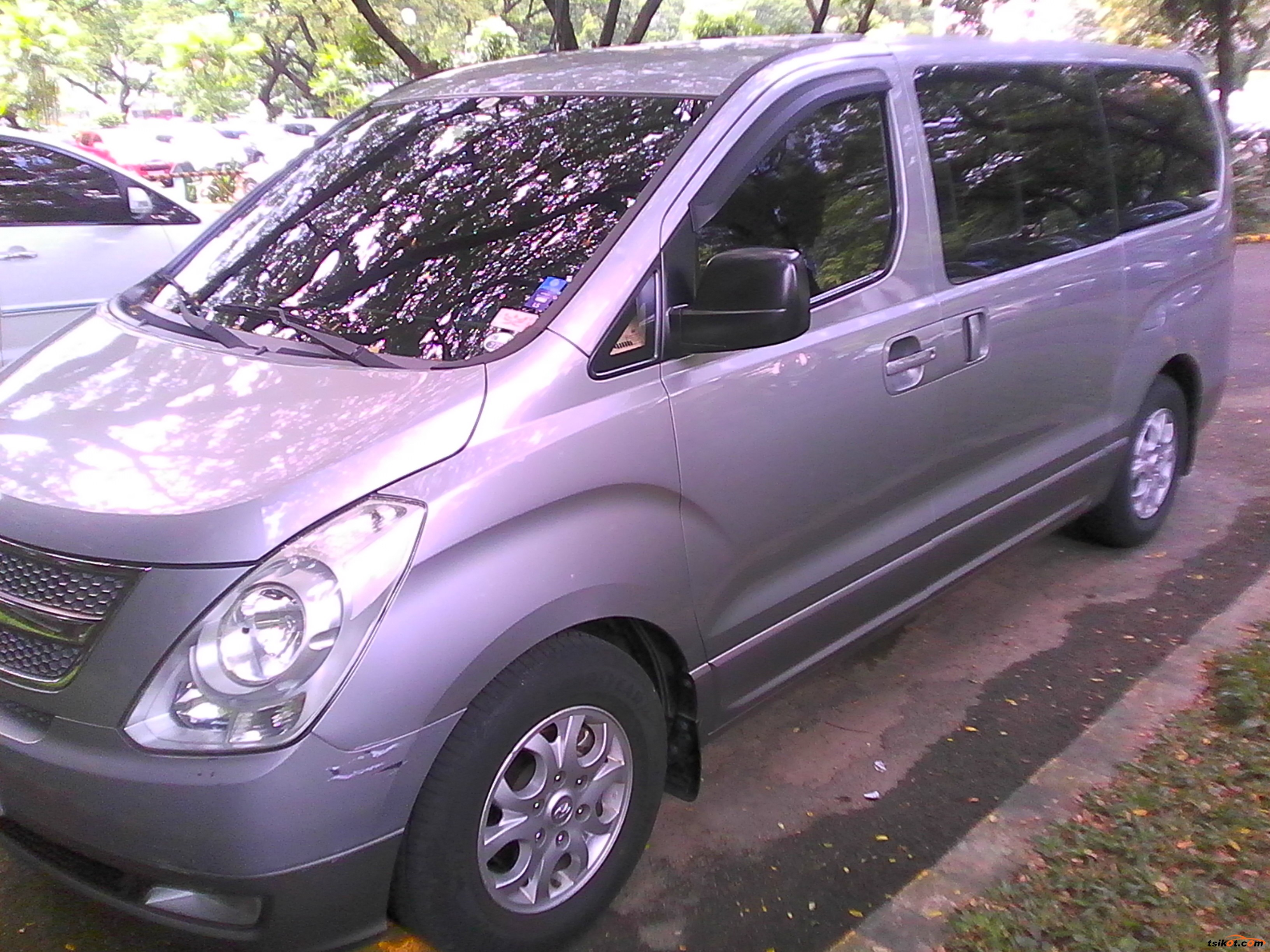 Hyundai G.starex 2011 - 3