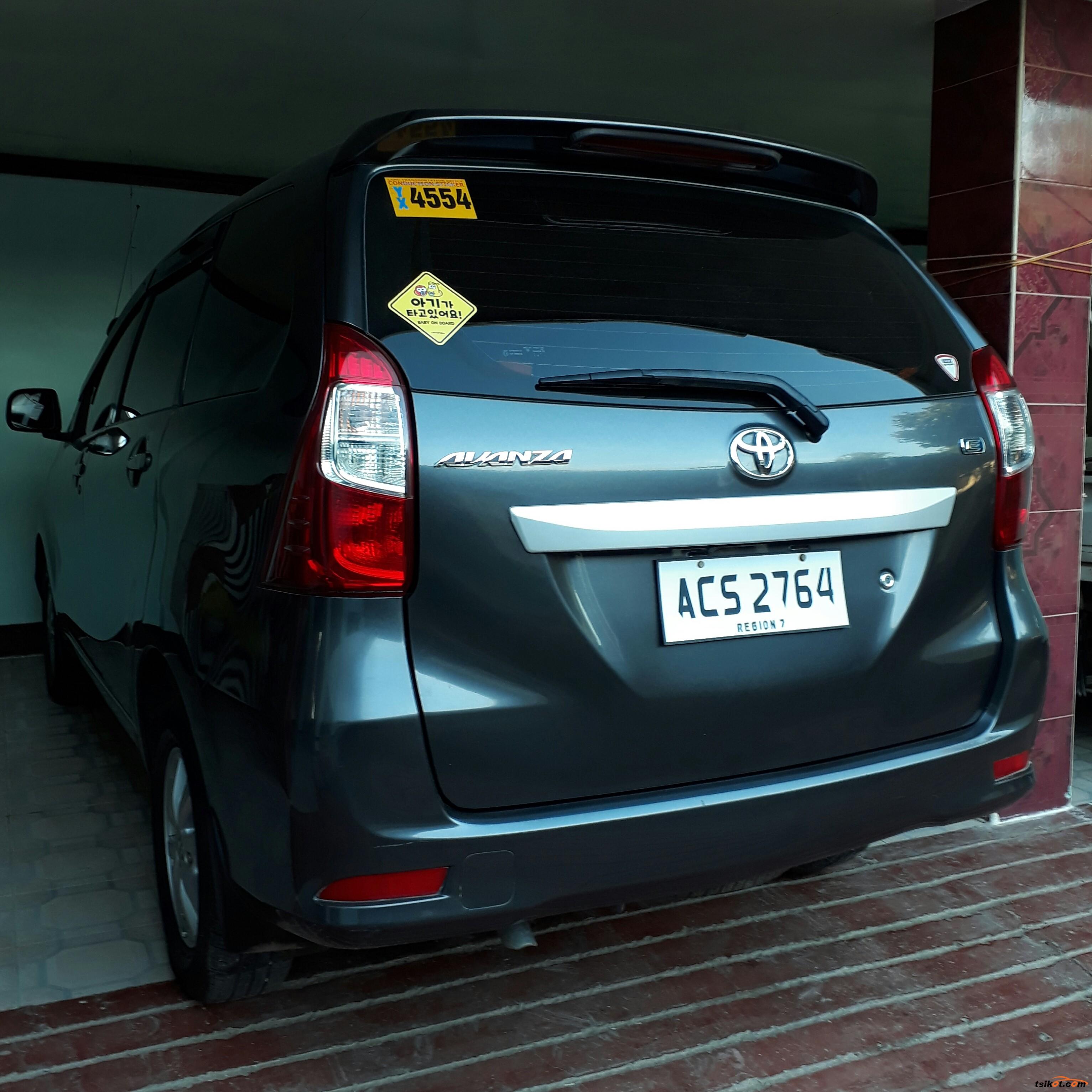 Toyota Avanza 2017 Car For Sale Central Visayas