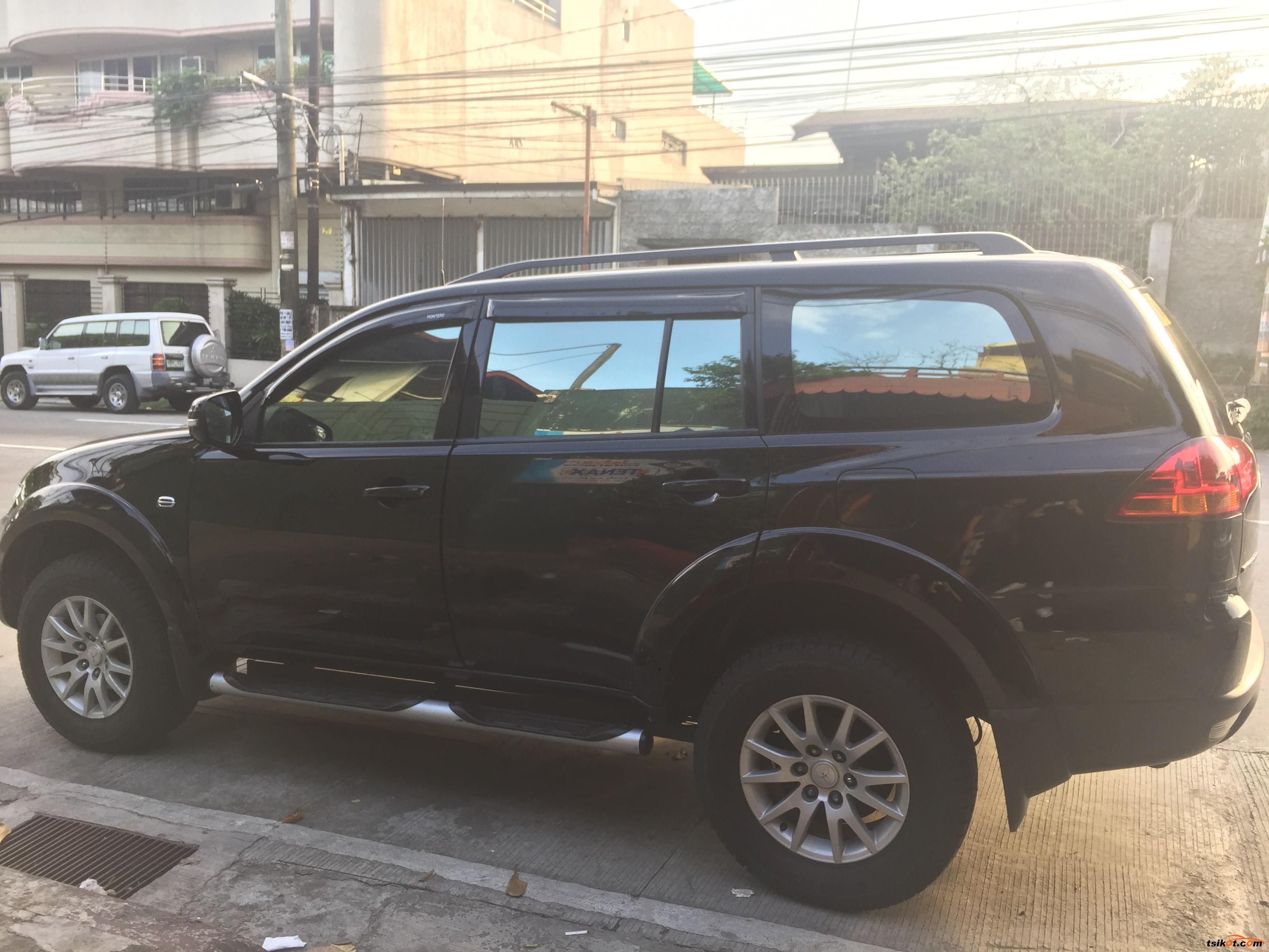 Mitsubishi Montero 2013 - 8