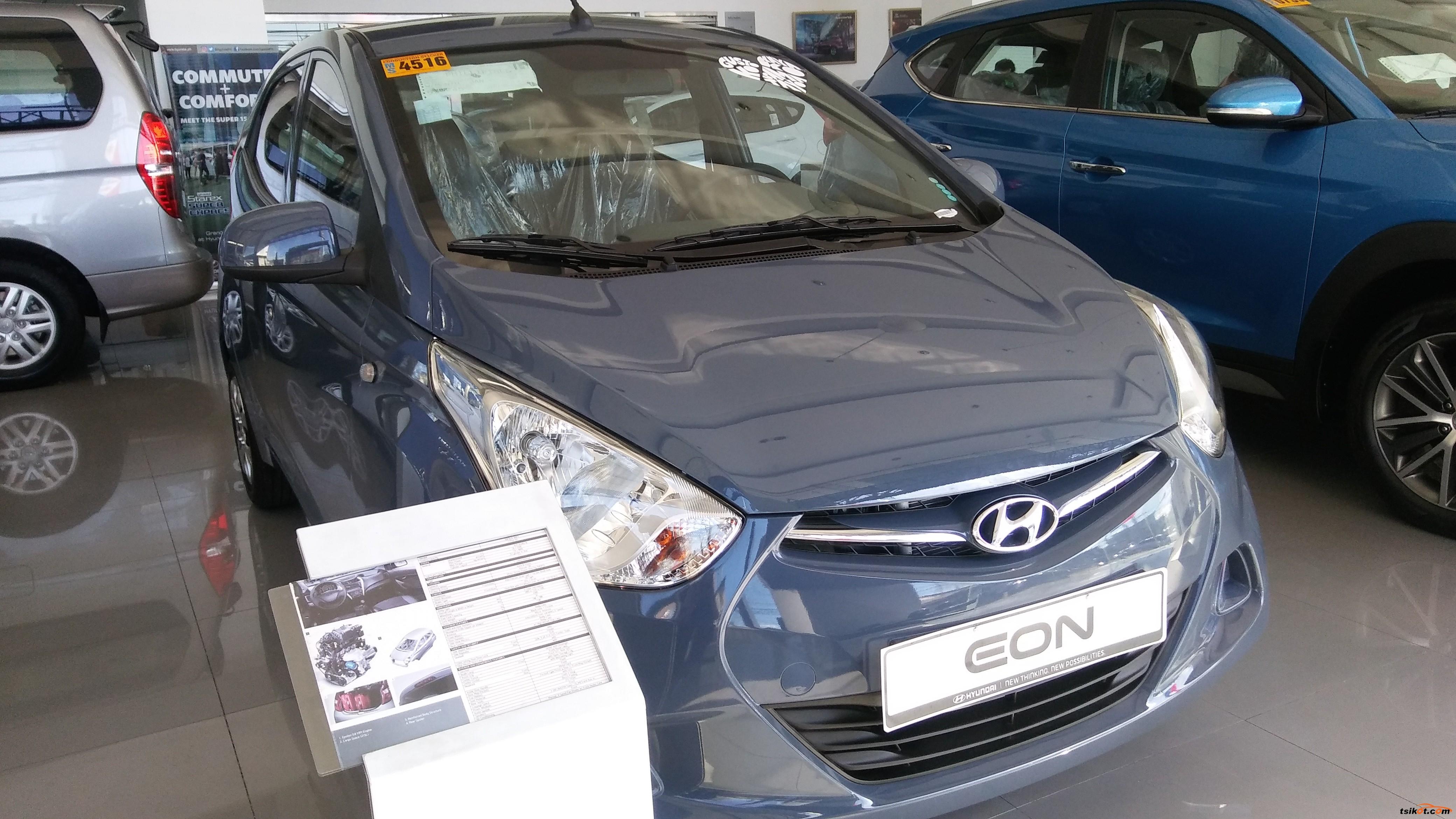 Hyundai Eon 2017 - 10