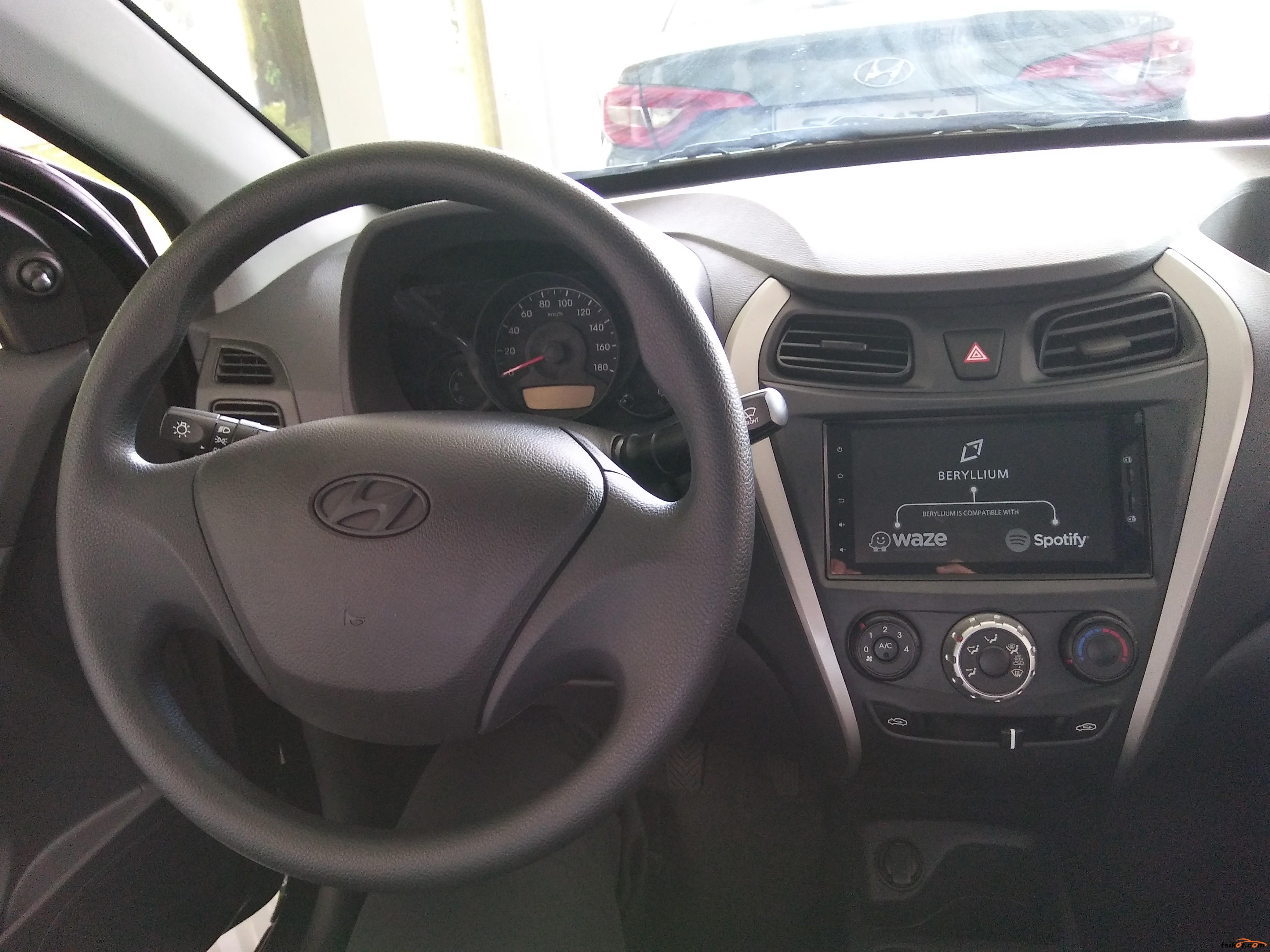 Hyundai Eon 2017 - 2