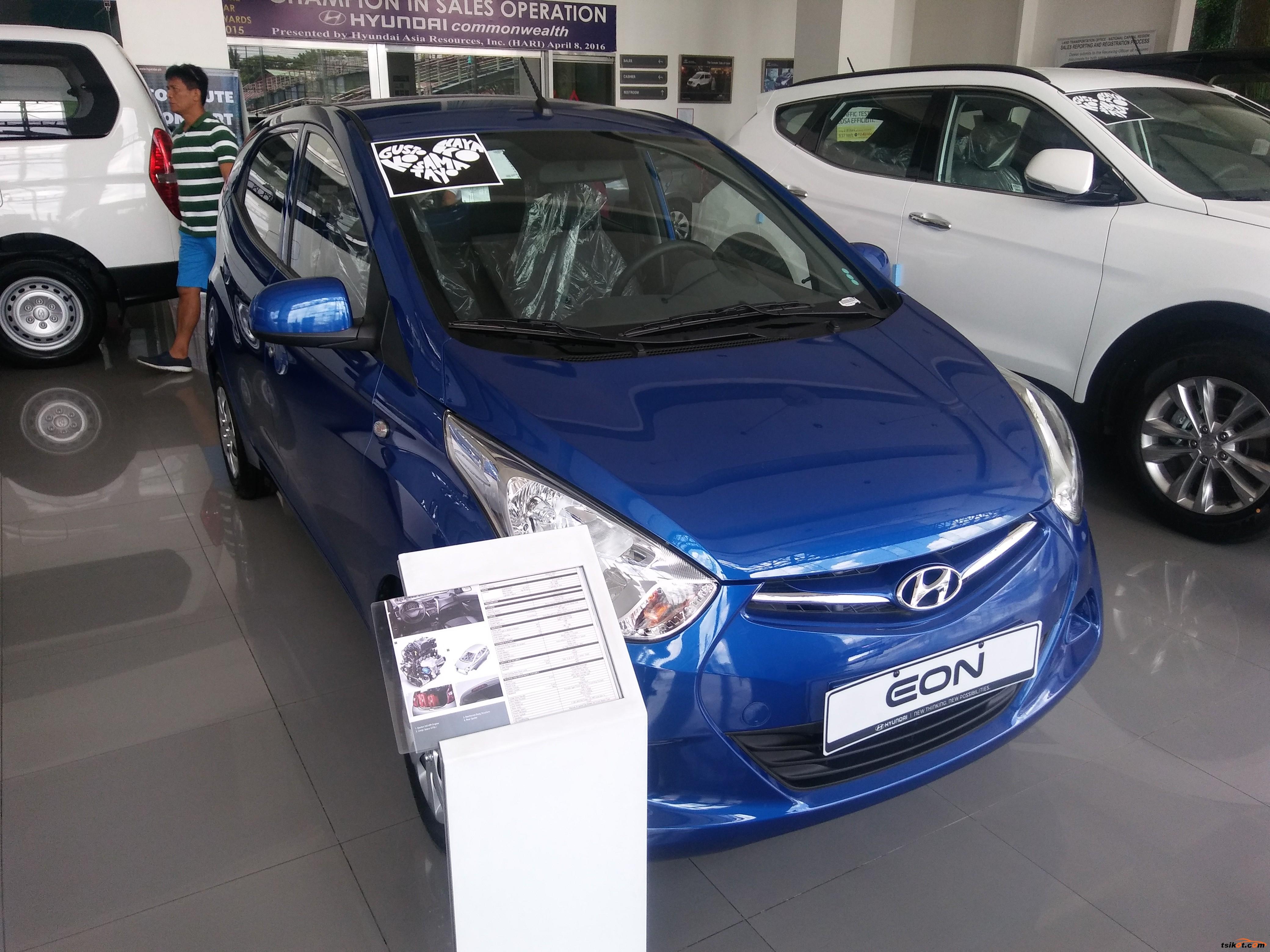 Hyundai Eon 2017 - 9
