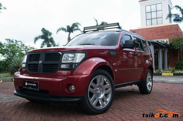 Dodge Nitro 2011 - 4