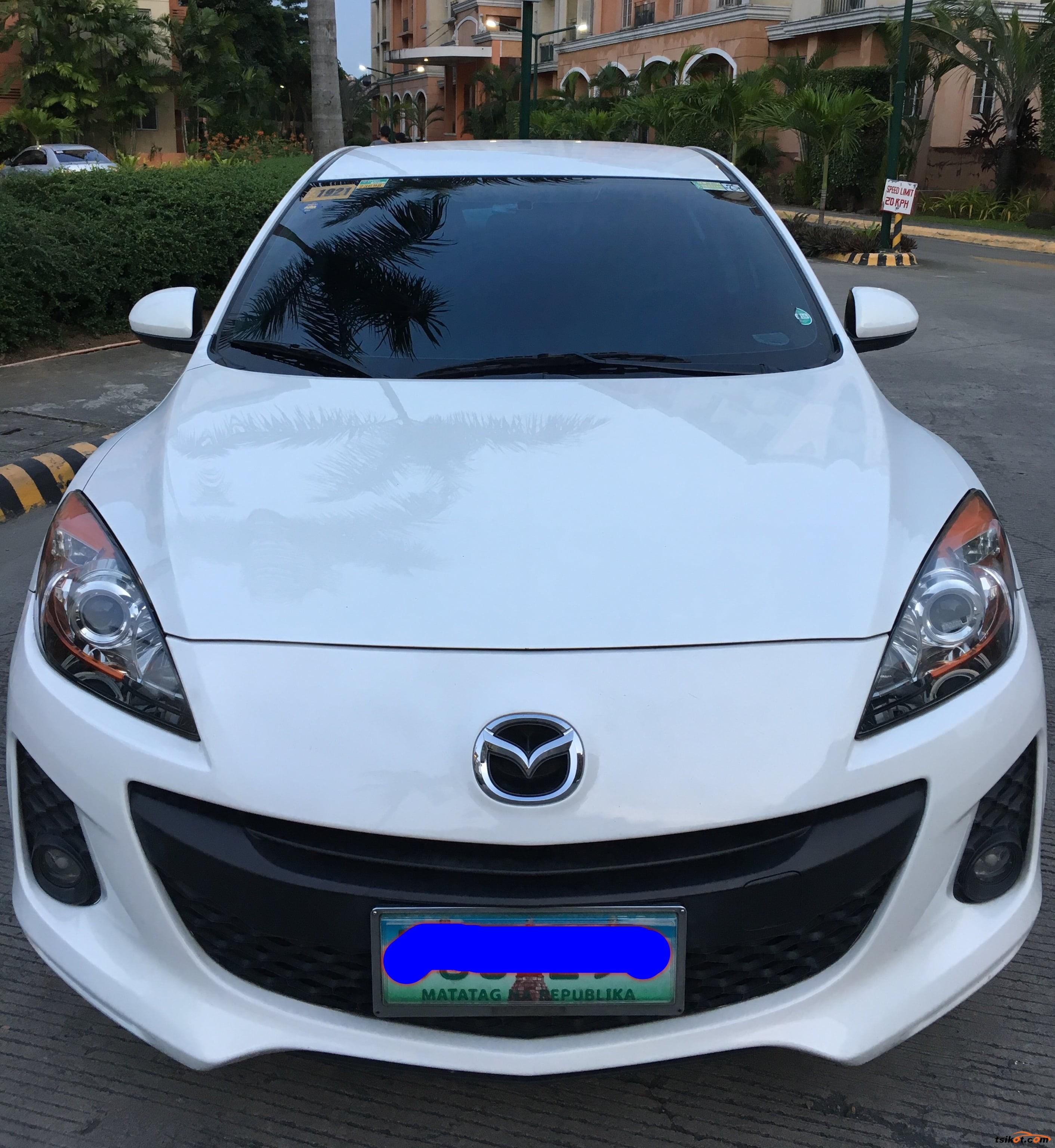 Mazda 3 2013 - 1