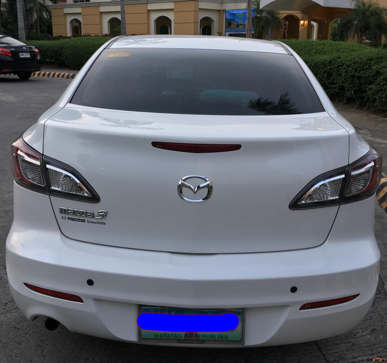 Mazda 3 2013 - 5