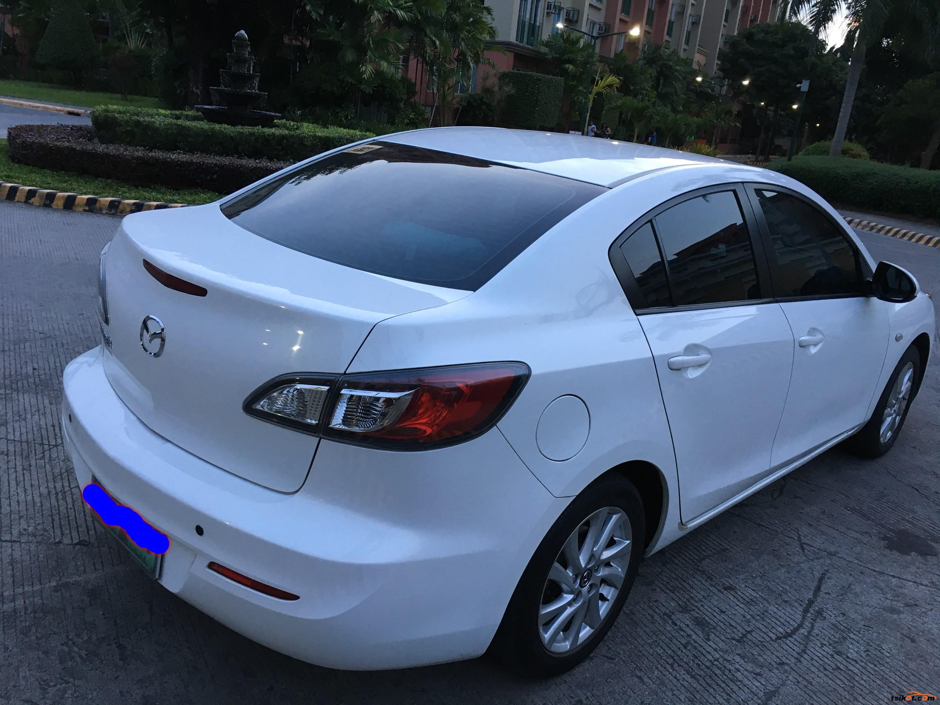 Mazda 3 2013 - 6