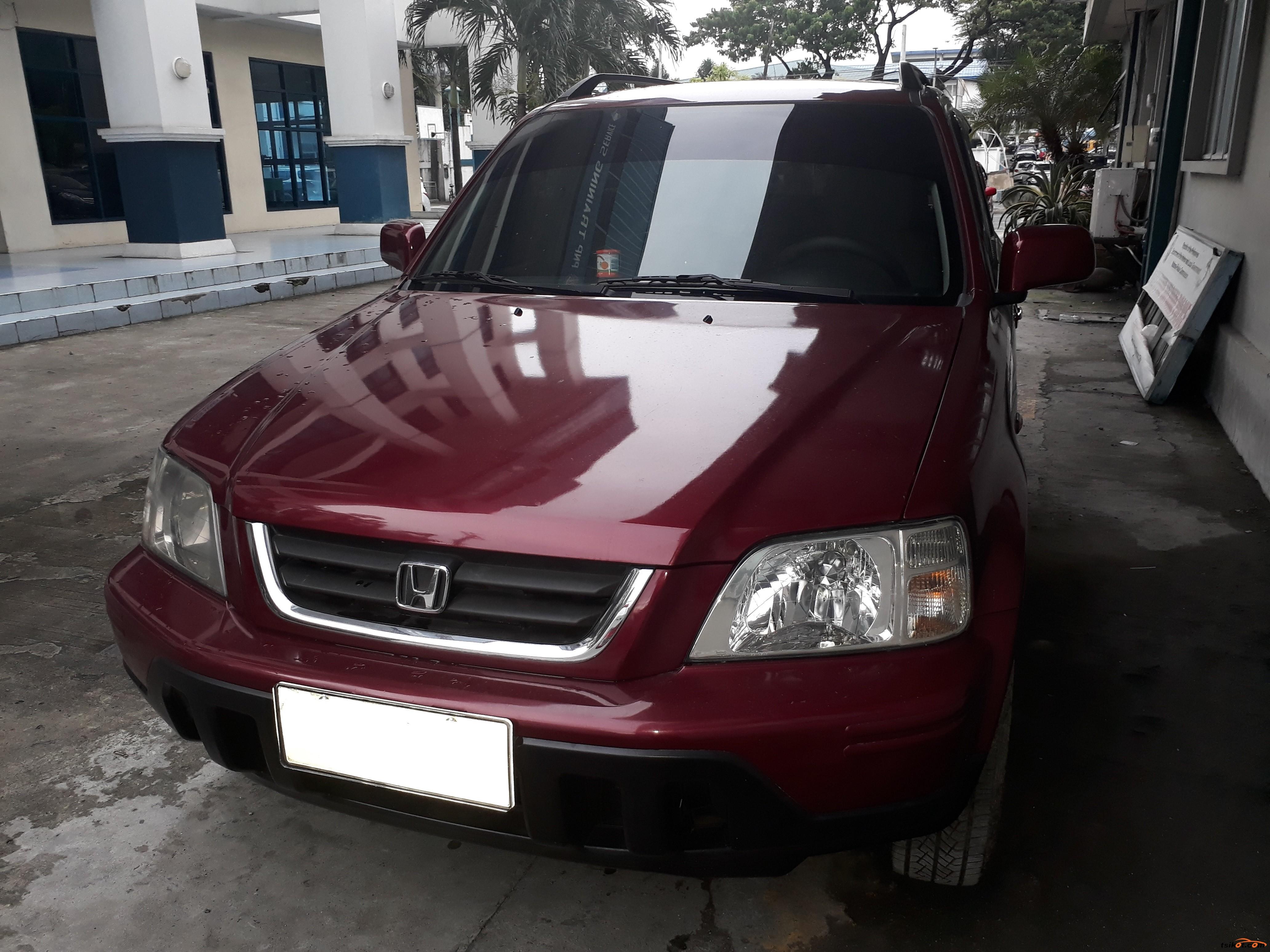 Honda Cr-V 1998 - Car for Sale Metro Manila