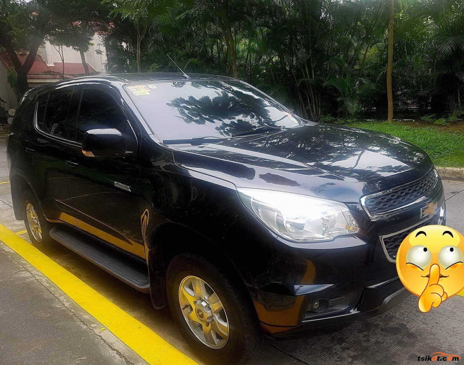 Chevrolet Trailblazer 2014 - 3