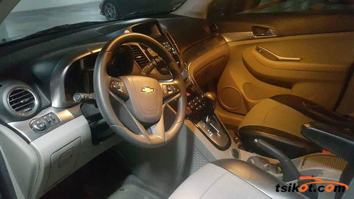 Chevrolet Orlando 2012 - 5