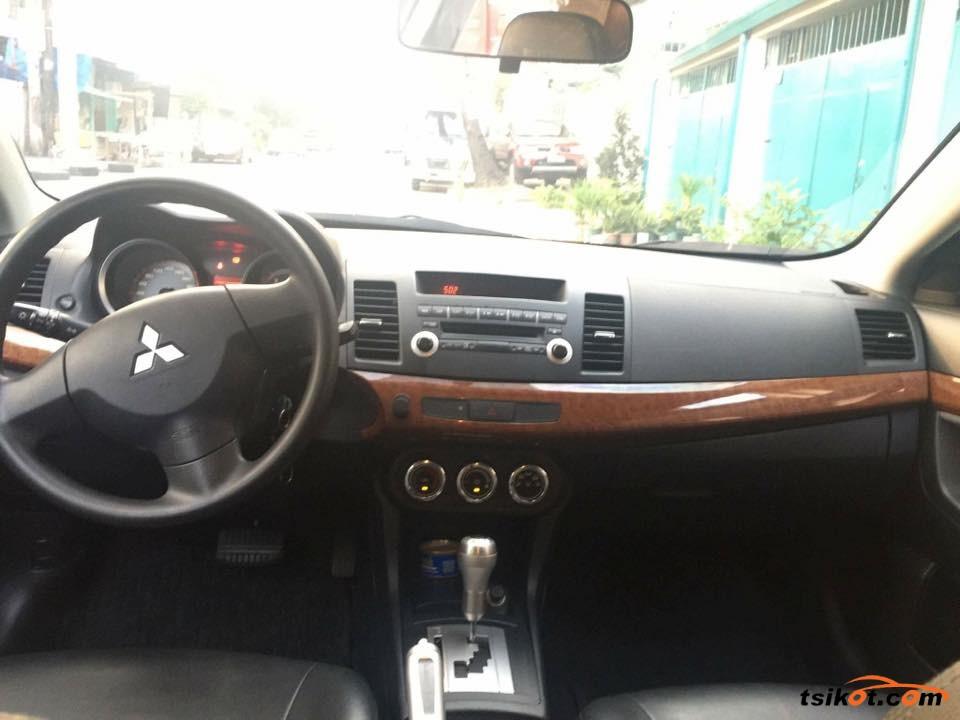 Mitsubishi Lancer 2009 - 6