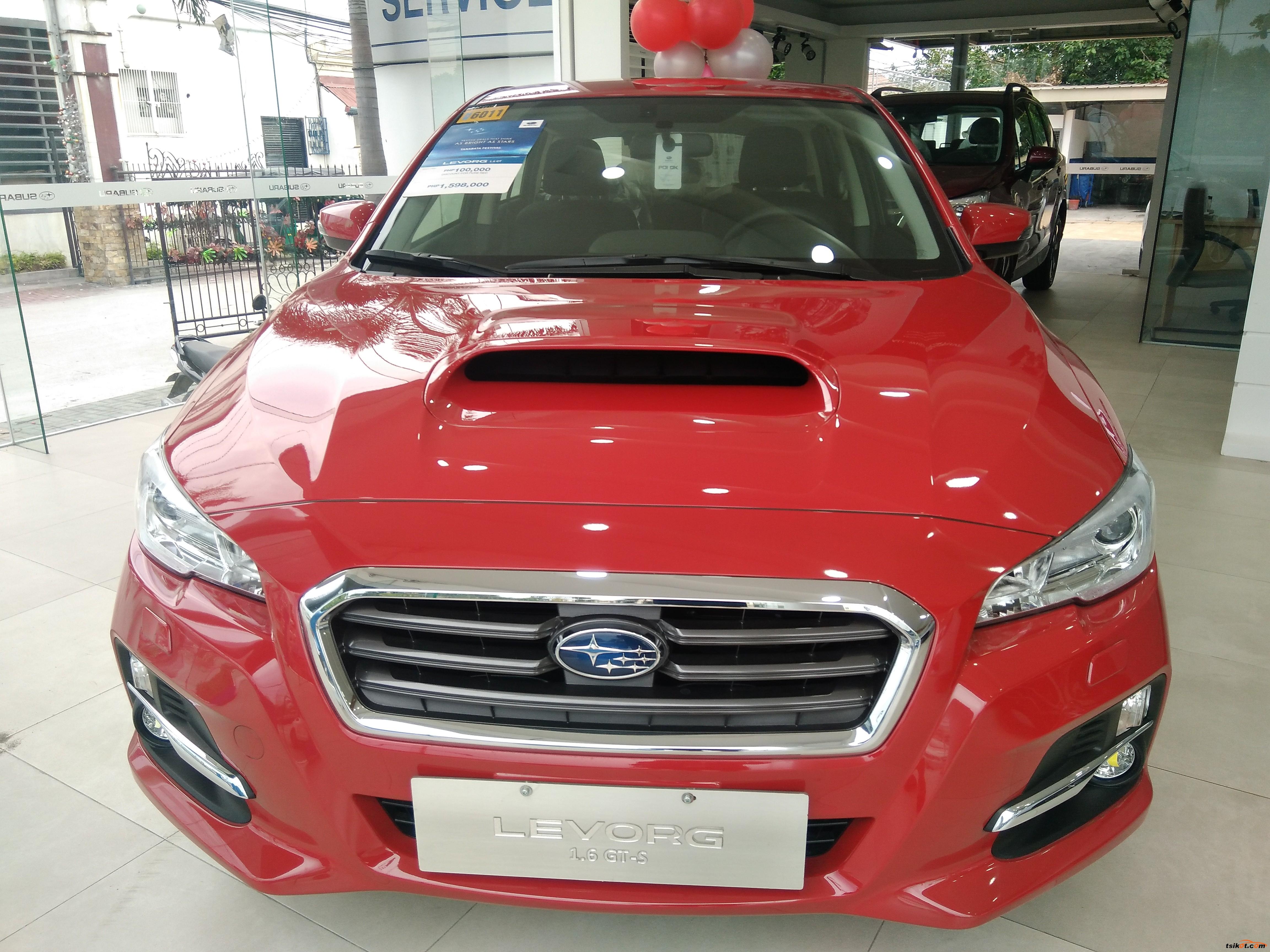 Subaru Levorg 2016 - 1