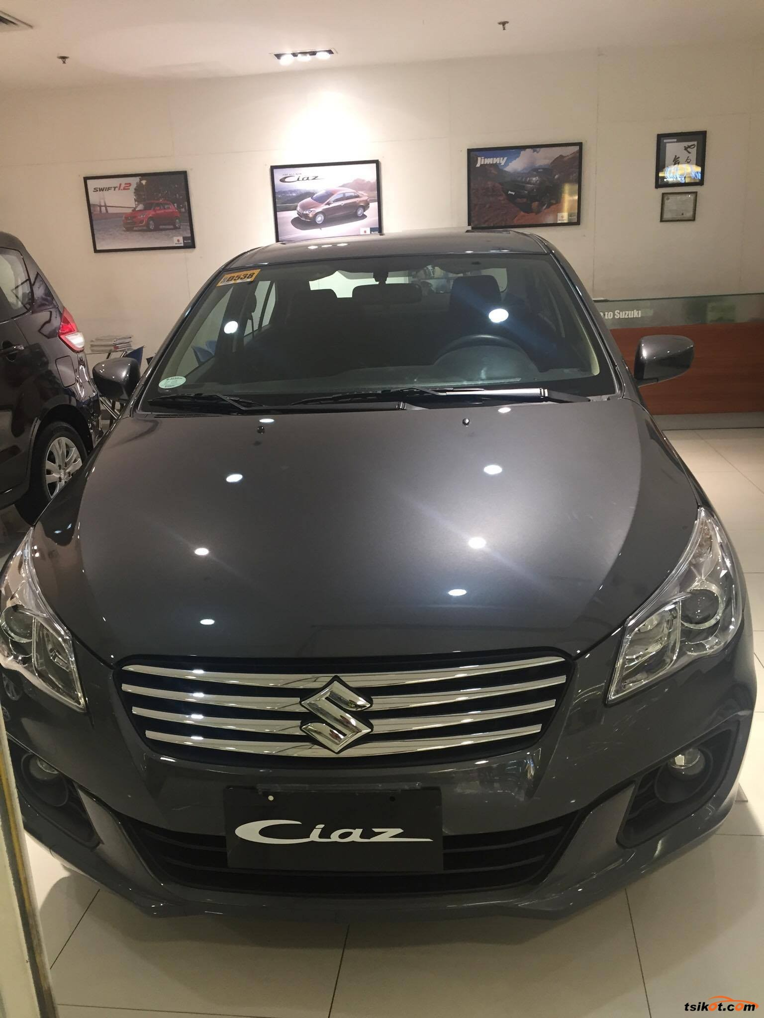 Bank Street Mitsubishi >> Suzuki Ciaz 2017 - Car for Sale Metro Manila