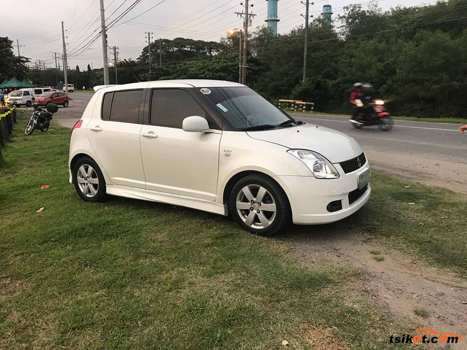suzuki swift 2008 car for sale metro manila. Black Bedroom Furniture Sets. Home Design Ideas