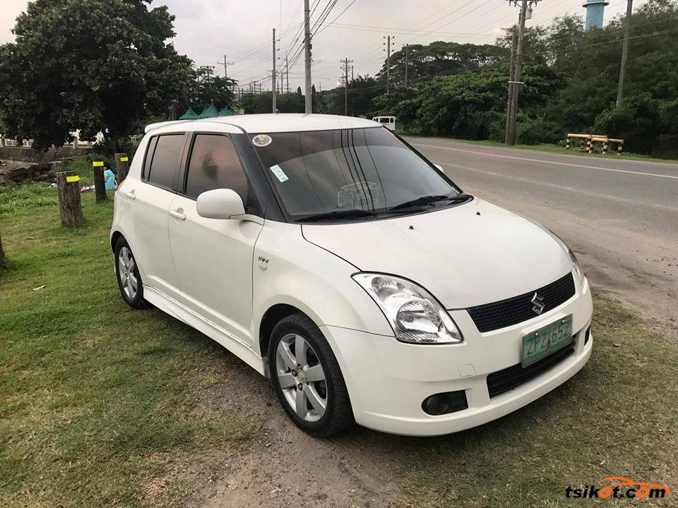 suzuki swift 2008 car for sale metro manila philippines. Black Bedroom Furniture Sets. Home Design Ideas