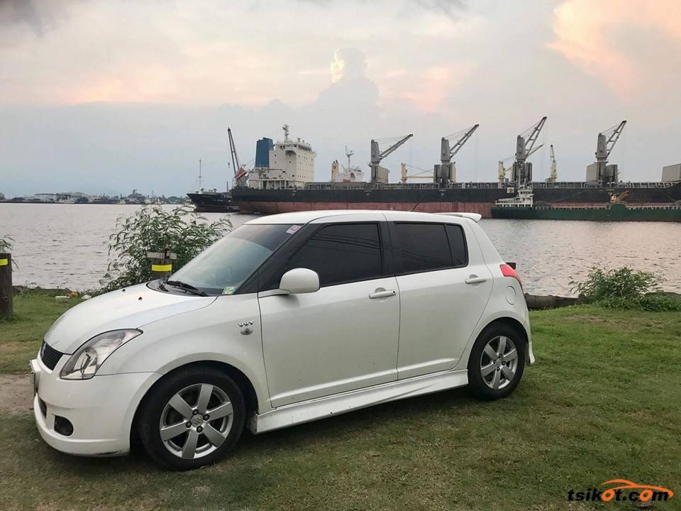 Suzuki Swift 2008 - 5
