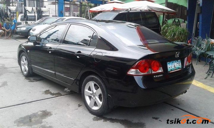 Honda Civic 2007 - 7