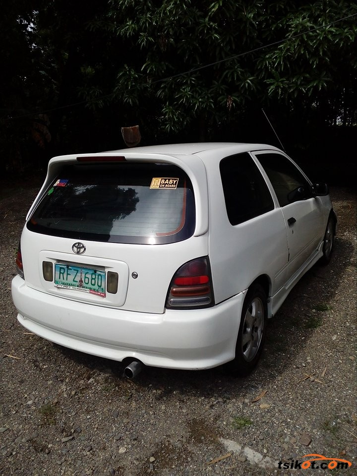 Toyota Starlet 1996 Car For Sale Central Luzon