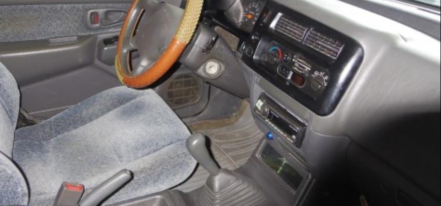 Mitsubishi Strada 2004 - 5