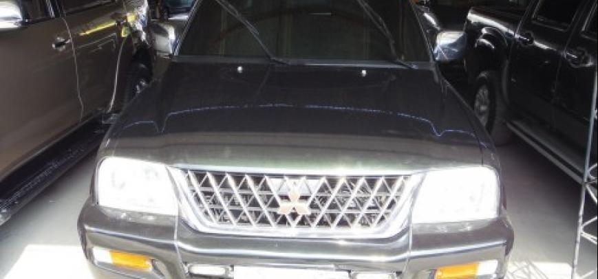 Mitsubishi Strada 2004 - 7