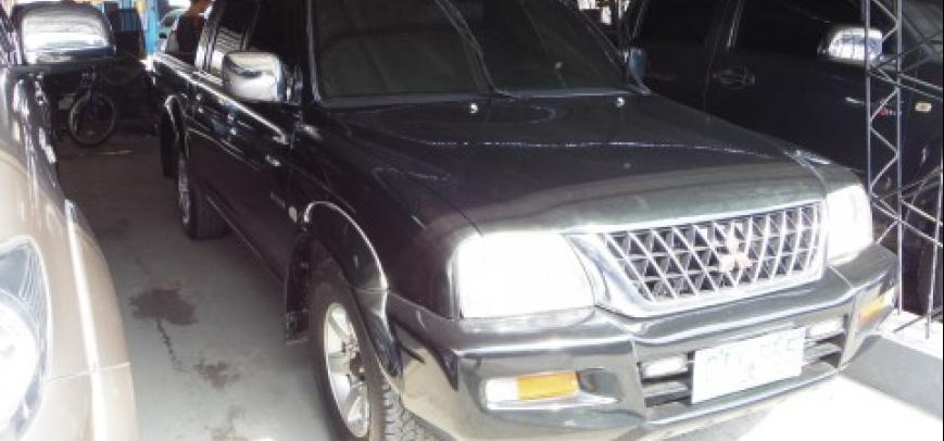 Mitsubishi Strada 2004 - 8