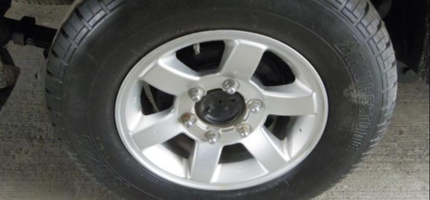 Mitsubishi Strada 2004 - 9