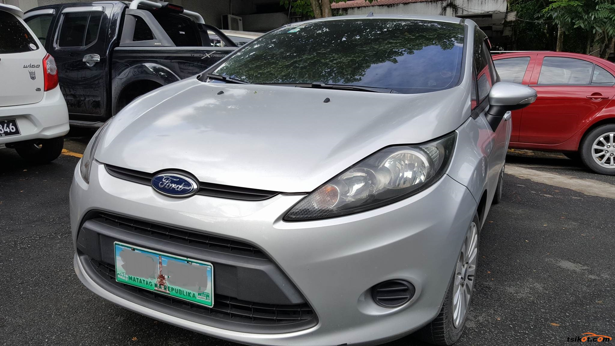 ford fiesta 2011 car for sale metro manila. Black Bedroom Furniture Sets. Home Design Ideas