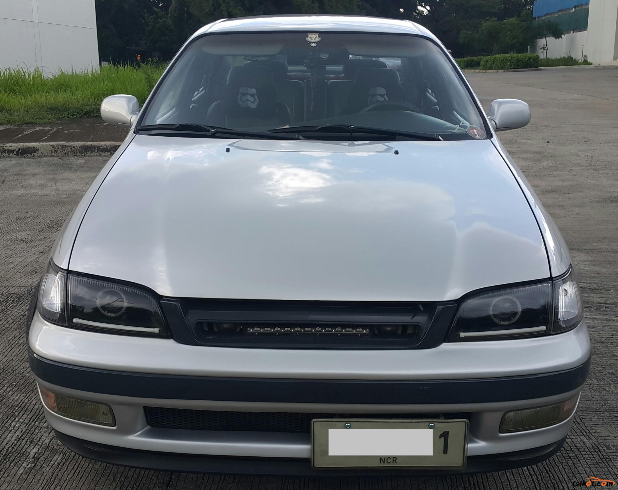 Toyota Corona 1997 - 4