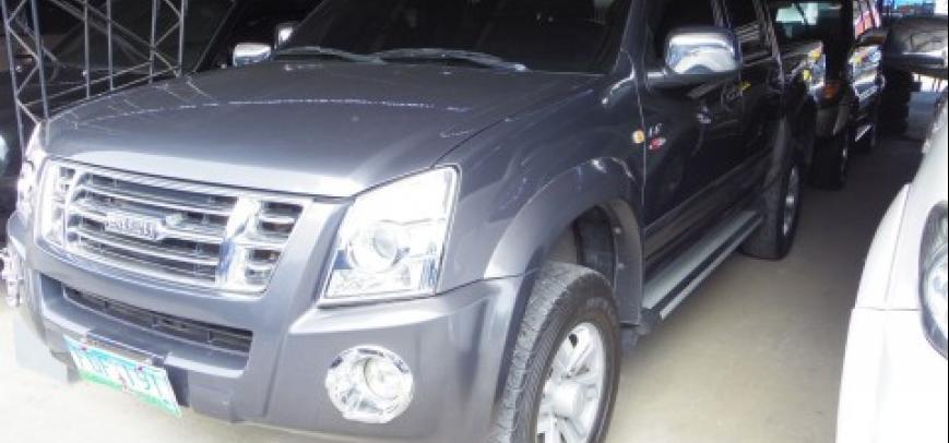Isuzu D-Max 2010 - 1