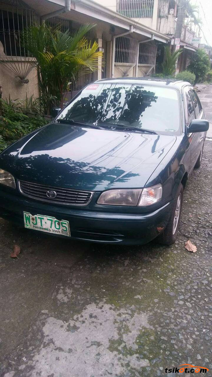toyota corolla 1999 car for sale calabarzon. Black Bedroom Furniture Sets. Home Design Ideas