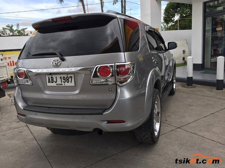 Toyota Fortuner 2015 - 1