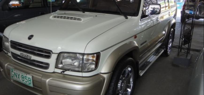 Isuzu Trooper 2005 - 1