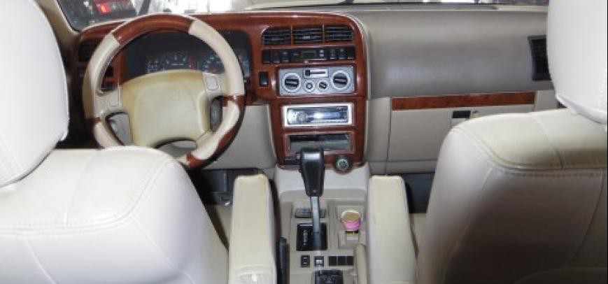 Isuzu Trooper 2005 - 10
