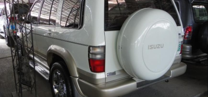 Isuzu Trooper 2005 - 11