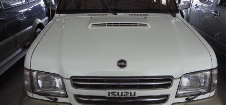 Isuzu Trooper 2005 - 8