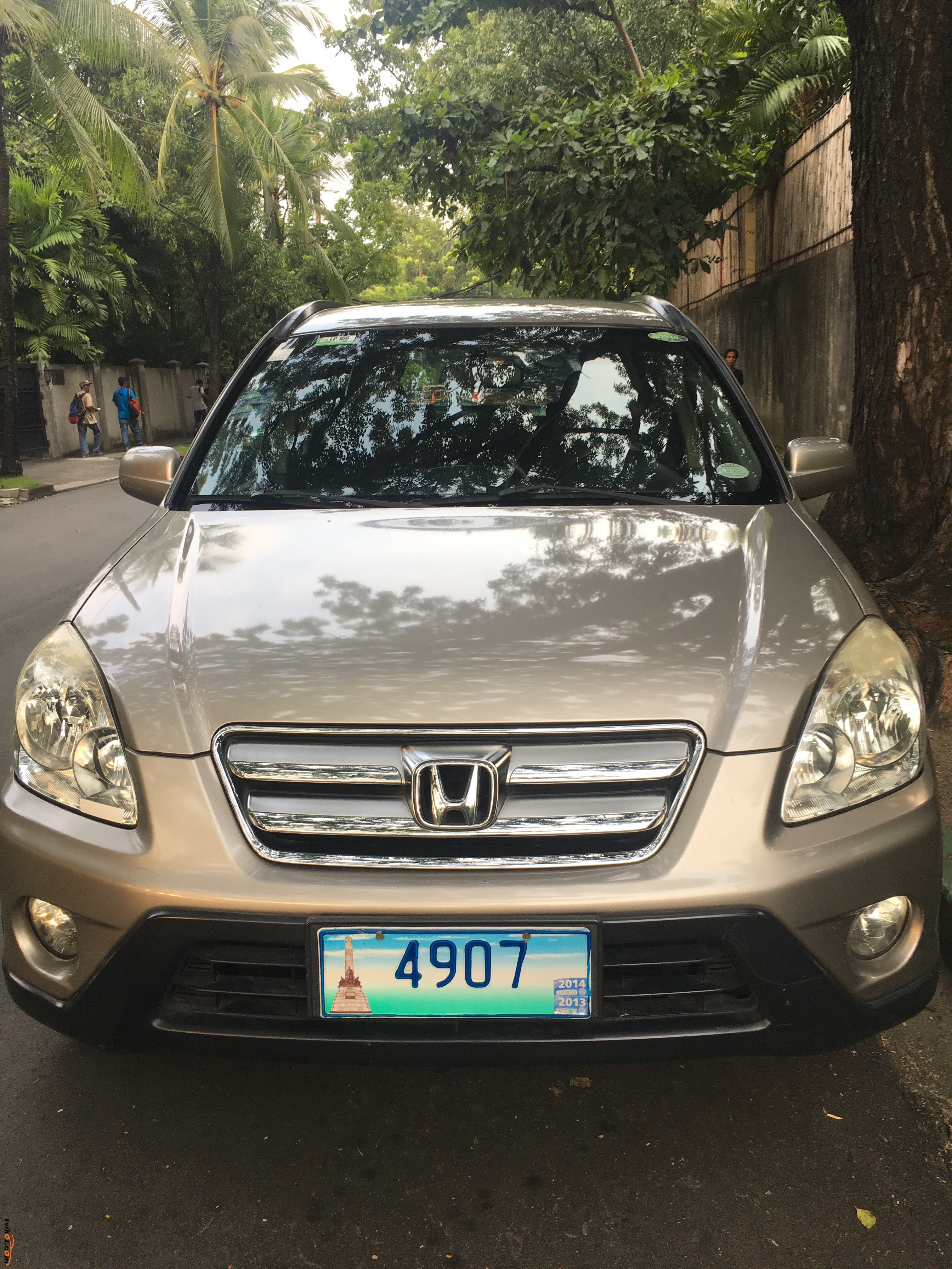 Honda Cr-V 2006 - 5