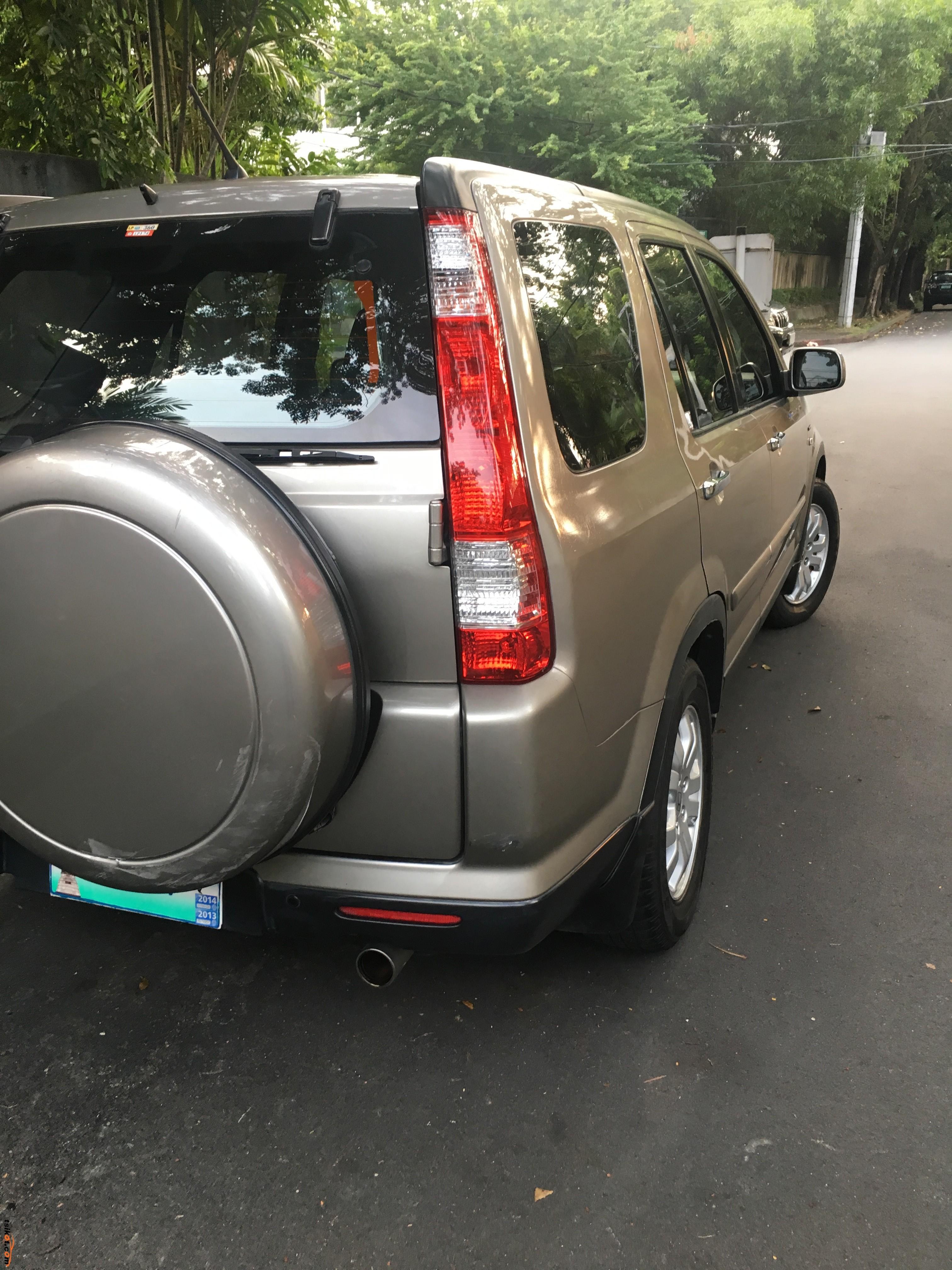 Honda Cr-V 2006 - 9