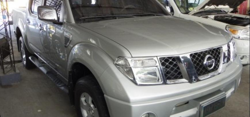 Nissan Navara 2009 - 1