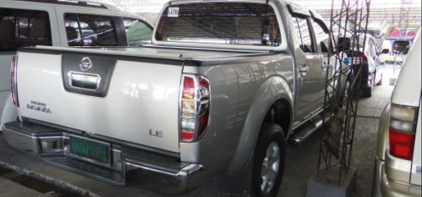 Nissan Navara 2009 - 9