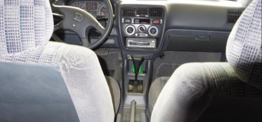 Honda City 2002 - 3