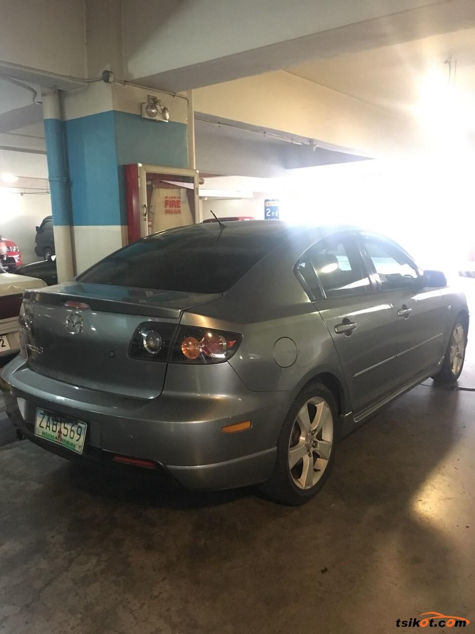Mazda 3 2005 - 8