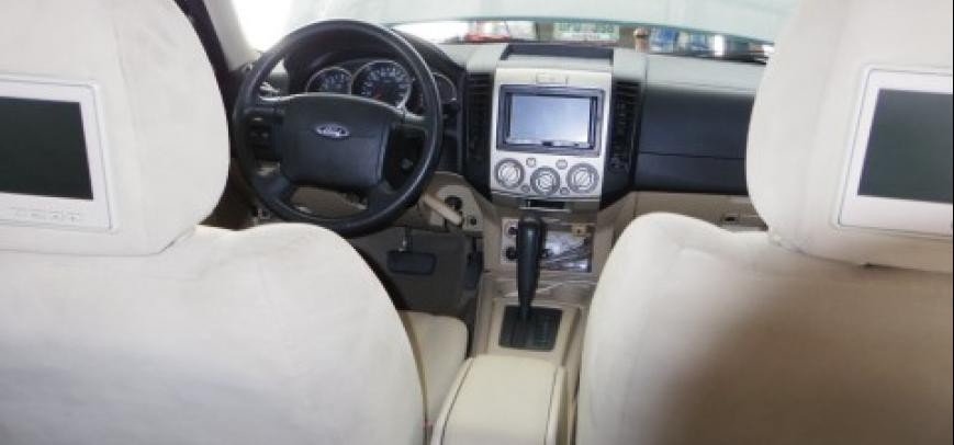 Ford Everest 2009 - 10