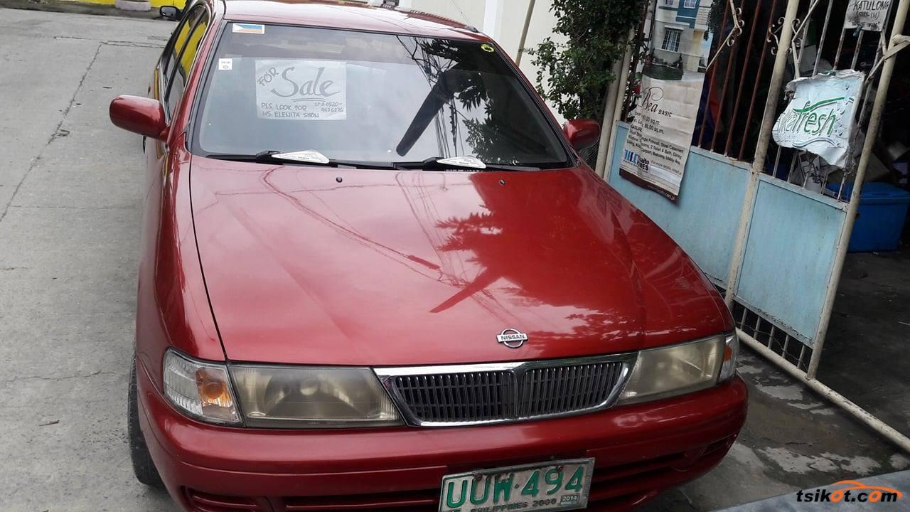 Nissan Sentra 1998 - 10
