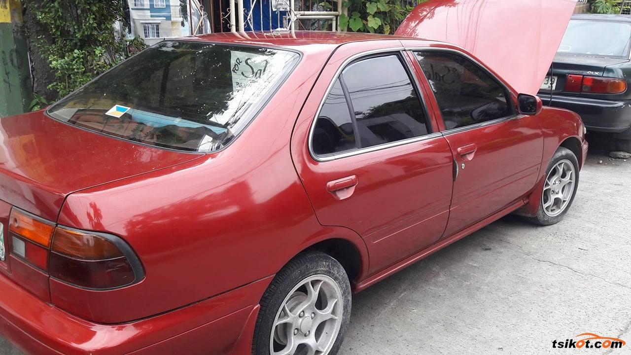 Nissan Sentra 1998 - 6