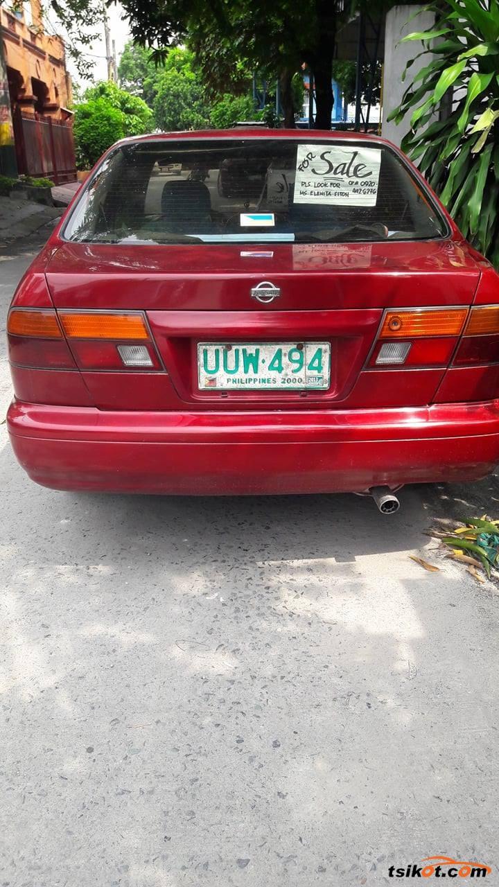 Nissan Sentra 1998 - 9