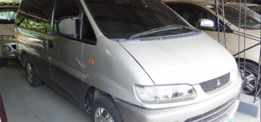 Mitsubishi Spacegear 1999 - 8