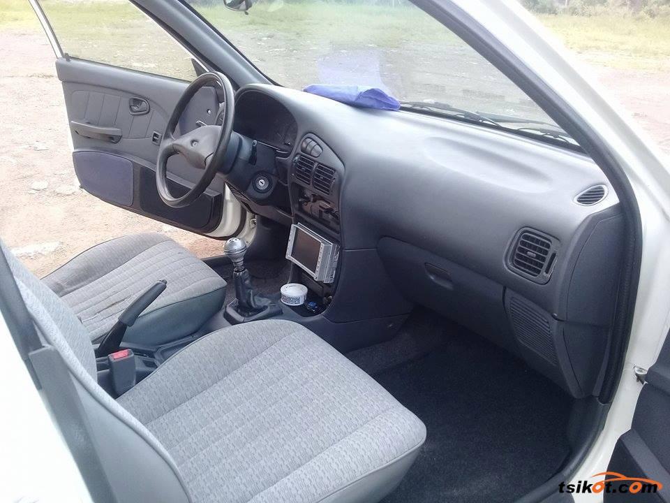 Mitsubishi Lancer 1996 - 9